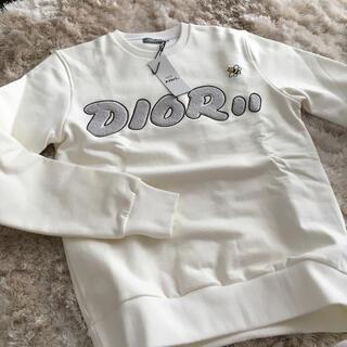 ディオールオム(DIOR HOMME)の新品☆XS☆Dior×KAWS(スウェット)