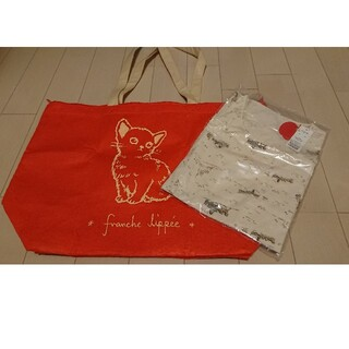フランシュリッペ(franche lippee)の2点セット フランシュリッペ M トップス&バッグ 長袖Tシャツ 馬車(Tシャツ(長袖/七分))