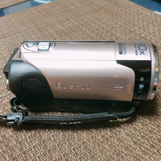 キヤノン(Canon)のJVC GZ-E150 デジカメ✴︎動作確認済(ビデオカメラ)