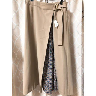 メルローズクレール(MELROSE claire)のMELROSE CLAIRE 新品 スカート(ロングスカート)