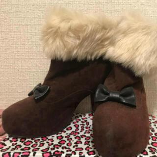 アンクルージュ(Ank Rouge)のAnk Rouge ブーツ(ブーツ)