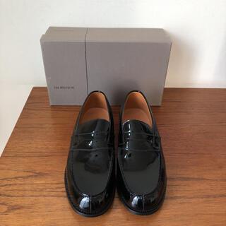 ジェーエムウエストン(J.M. WESTON)のJ.M.WESTON 180 エナメル ローファー トゥモローランド 別注(ローファー/革靴)