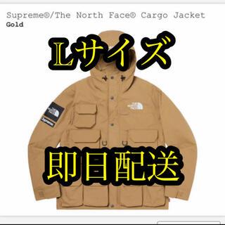 シュプリーム(Supreme)のsupreme North Face Cargo Jacket GOLD L(マウンテンパーカー)
