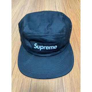 シュプリーム(Supreme)のSupreme Jacquard Logos Twill Camp Cap (キャップ)