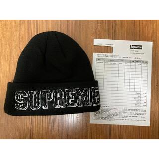 シュプリーム(Supreme)のSupreme 20SS New Era Gems Beanie Black(ニット帽/ビーニー)