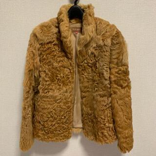 ローズバッド(ROSE BUD)のリアルファージャケット アウター(毛皮/ファーコート)