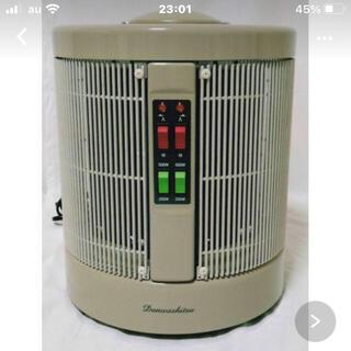 夢暖房シリーズ 暖話室(電気ヒーター)