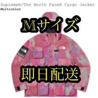 シュプリーム(Supreme)のsupreme North Face Cargo Jacket MULTI M(マウンテンパーカー)