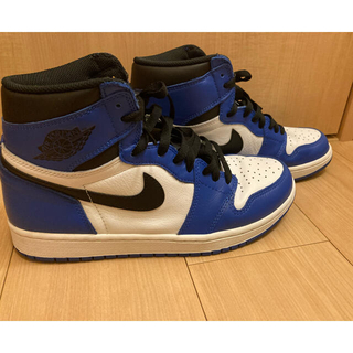 ナイキ(NIKE)のNIKE ナイキ AIR JORDAN 1 OG AJ1 GAME ROYAL(スニーカー)