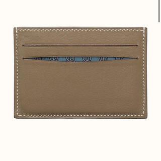 エルメス(Hermes)のエルメス カードケース 《シチズン・ツイル》(折り財布)