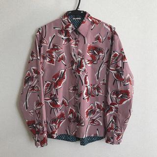 マルニ(Marni)のMARNI 16ss リバーシブルシャツ(シャツ)