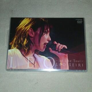 ビクター(Victor)のLEO ~1st Live Tour~(初回限定生産DVD) DVD(ミュージック)