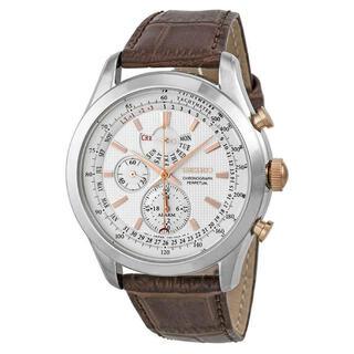 セイコー(SEIKO)のセイコー SEIKO ネオクラシック クロノグラフメンズウォッチSPC129(腕時計(アナログ))