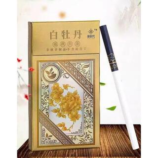 【正規品人気シリーズ】お茶 茶タバコ 白牡丹茶(ダージリンのような白い紅茶)1箱(茶)