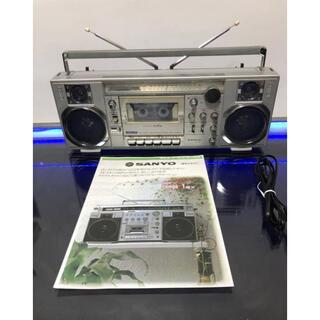 サンヨー(SANYO)のSANYO サンヨー MR-V8昭和レトロ中古美品メンテナンス済み(ラジオ)