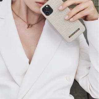 アリシアスタン(ALEXIA STAM)のpyon様専用 croco iphone11pro 専用ケース カバー(iPhoneケース)