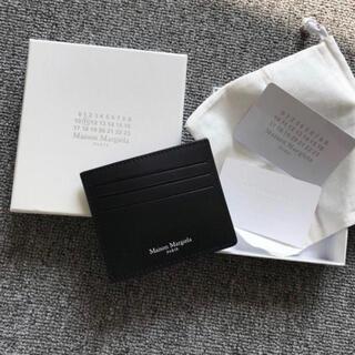 マルタンマルジェラ(Maison Martin Margiela)のマルジェラ 2020SS カードケース カードホルダー(名刺入れ/定期入れ)