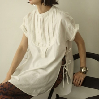 TODAYFUL - TODAYFUL half sleeve dress shirt ハーフスリーブ