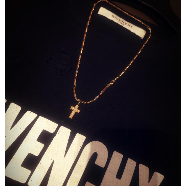 EYEFUNNY(アイファニー)の最終値下げ SJX 表参道本店購入 ネックレス セット 18K メンズのアクセサリー(ネックレス)の商品写真