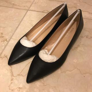 トゥモローランド(TOMORROWLAND)の【AKI☆☆☆さま専用】CORSO ROMA 9 フラットシューズ(ローファー/革靴)