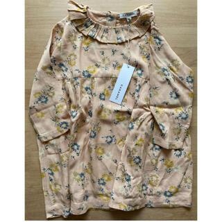 キャラメルベビー&チャイルド(Caramel baby&child )の専用 新品 caramel 花柄ワンピース 2y(ワンピース)