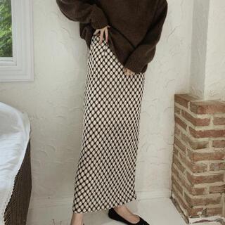 エディットフォールル(EDIT.FOR LULU)のpapermoon スカート(ロングスカート)