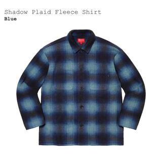 シュプリーム(Supreme)のSupreme Shadow Plaid Fleece Shirt L(シャツ)
