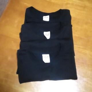 アンビル(Anvil)のanvil 黒Tシャツ(3枚)(Tシャツ/カットソー(半袖/袖なし))