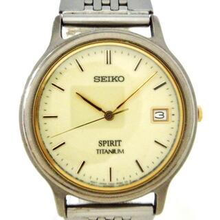 セイコー(SEIKO)のセイコー 腕時計 スピリット 7N42-8060(その他)