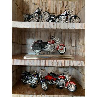 ハーレーダビッドソン(Harley Davidson)の【11月8日まで】マイスト ハーレーダビッドソン模型 1:18 5台(模型/プラモデル)