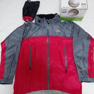 ロウアルパイン(Lowe Alpine)のLowe Alpine レインジャケット & 新品ジムボール(登山用品)