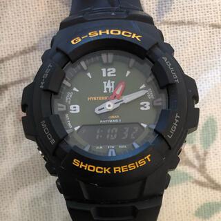 ヒステリックグラマー(HYSTERIC GLAMOUR)のヒステリックグラマー G-SHOCK(腕時計(デジタル))