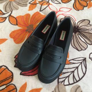 ハンター(HUNTER)のHUNTER 23cm ブラック(レインブーツ/長靴)