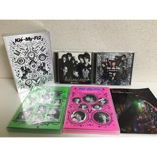 キスマイフットツー(Kis-My-Ft2)のキスマイ DVD CD(ミュージック)
