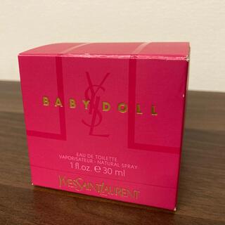 ベビードール(BABYDOLL)の【イヴ・サンローラン  BABYDOLL】オーデトワレ 30ml(香水(女性用))