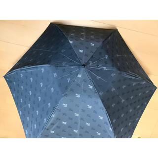 バーバリー(BURBERRY)の貴重 BURBERRYS バーバリー 折りたたみ傘 バーバリーロゴ総柄(傘)