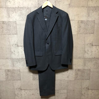 ユキコハナイ(Yukiko Hanai)のYUKIKO HANAI HOMME スーツ セットアップ 2釦 ストライプ(セットアップ)