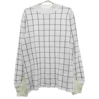 サカイ(sacai)のSacai サカイ 長袖セーター(ニット/セーター)