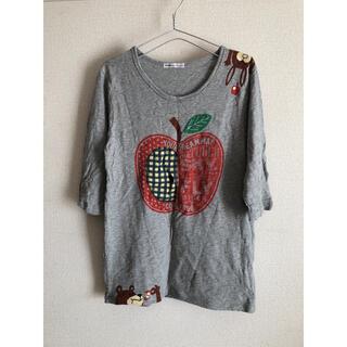 ラフ(rough)のrough 七分袖Tシャツ(シャツ/ブラウス(長袖/七分))