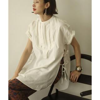TODAYFUL - todayful  Halfsleeve Dress Shirts ホワイト