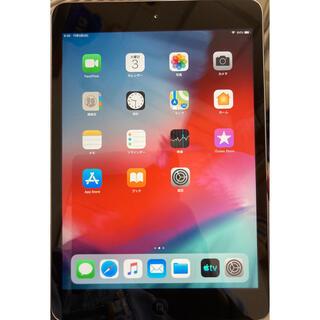 アップル(Apple)のApple iPad mini2 wifi 16gb space gray(タブレット)