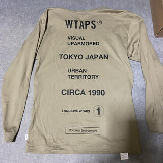 ダブルタップス(W)taps)のWTAPSダブルタップスCIRCAロンTシャツS美品ネイバーフッドJUNGLE(Tシャツ/カットソー(七分/長袖))