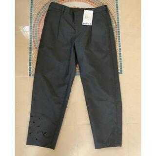 カラー(kolor)のkolor 17ss パンツ 新品 未使用(スラックス)