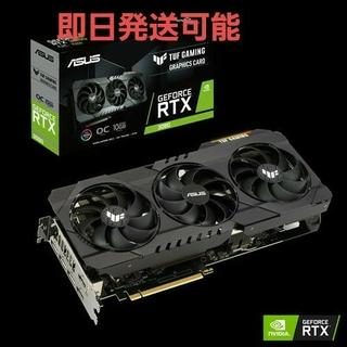 エイスース(ASUS)のASUS TUF-RTX3080-O10G-GAMING(PCパーツ)