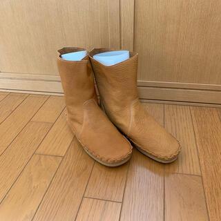 バークレー(BARCLAY)のbarclay ショートブーツ Mサイズ(ブーツ)