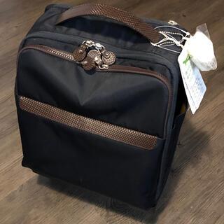 カナナプロジェクト(Kanana project)のカナナプロジェクト カナナマイトローリーネイビー 55271-03 アキコ様専用(スーツケース/キャリーバッグ)