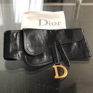 ディオール(Dior)の中古品 dior SADDLE ベルト(ベルト)