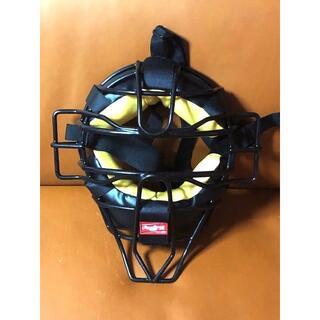 ローリングス(Rawlings)の2020年USA限定モデル★ローリングス☆Rawlings☆軽量☆審判用マスク(防具)