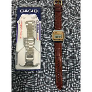 カシオ(CASIO)のCASIO チープカシオ A158WEA-9JF カスタム(腕時計(デジタル))