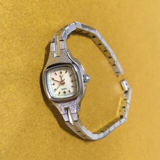アーバンリサーチ(URBAN RESEARCH)のコントン content カクテルドレスウォッチ シルバー 腕時計(腕時計)